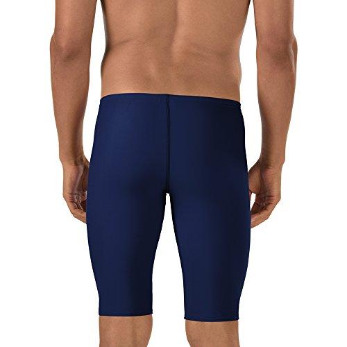 991d9b1f02 Speedo Big Boys' PowerFLEX Eco Solid Jammer Swimsuit - Import It All