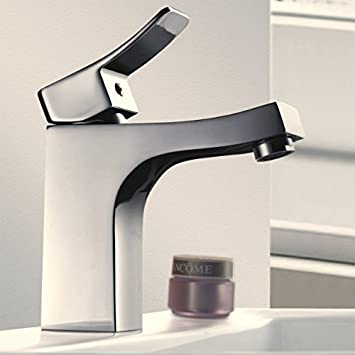 Neue Waschbecken Wasserhahn Einzigen Griff Einloch Mischbatterie
