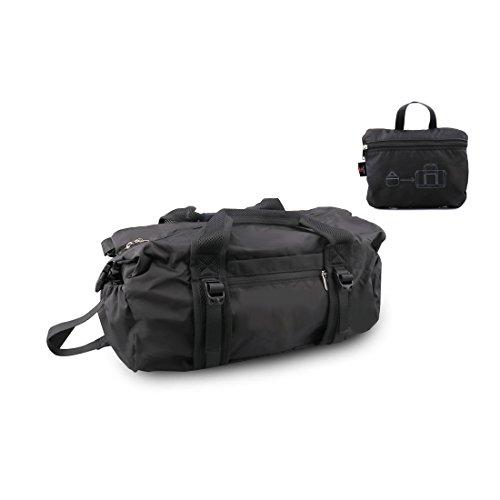 Pomelo Best Waterproof Foldable Travel Duffel Bag 30L