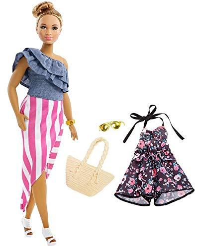 Boneca Barbie Fashionistas - 102 Curvilínea