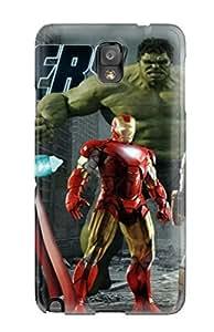 Fashion Protective The Avengers 59 Case Cover For Galaxy Note 3 wangjiang maoyi