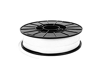 NinjaFlex TPU Flexible 3D Printer Filament 1.75mm (Snow) 0.5 ...