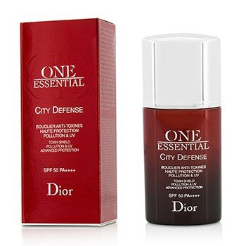 Christian Dior One Essential City Defense Advanced Protection SPF 50 Unisex Cream, 1 Ounce