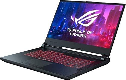 "2019 ASUS ROG 15.6"" FHD Gaming Laptop Computer, Intel Hexa-Core i7-9750H Up to 4.5GHz, 16GB DDR4, 1TB HDD + 512GB SSD, NVIDIA GeForce GTX 1650, 802.11ac WiFi, HDMI, USB 3.0, Windows 10"