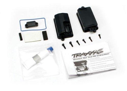 - Traxxas 3628 Receiver Box with Seals