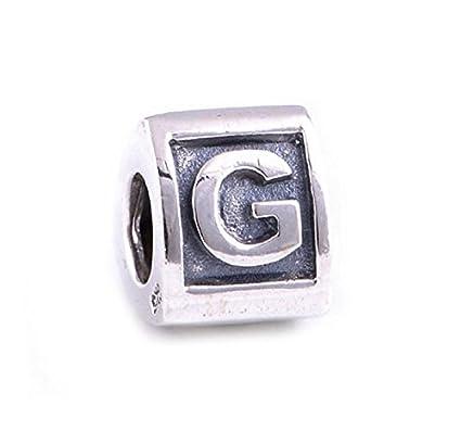 pandora lettera g originale