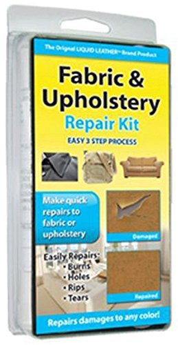 Fabric Upholstery Repair Kit Furniture Couch Luggage Vehicle Carpet Sofa Holes (Pool Furniture Repair)