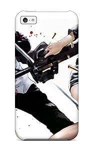 La Angel Nelson Premium Protective Hard Case For Iphone 5c- Nice Design - Celebrity Anime