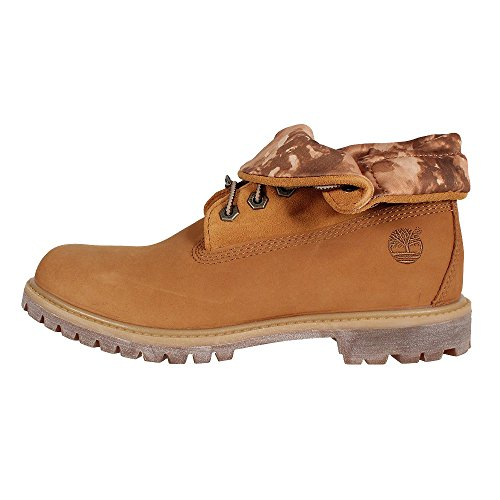 Timberland Top Authentics A13Z0 Stiefel L Wheat Roll W BqrPwaCxB