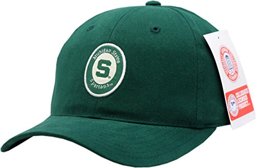 American Needle Michigan State Spartans Hat Buckle Back Oveltine