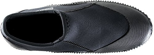 Cressi Minorca Short 3mm Bota Black / Black