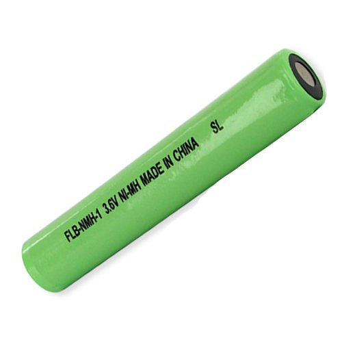 Streamlight 75375 Flashlight Battery FLB-NMH-1 (3.6V Sub C Stick, Ni-MH 2400 mAh) Battery - Replacement For Streamlight and Pelican Flashlight Battery by EMPIRE