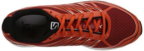 Salomon X-Tour 2, Scarpe Sportive, Uomo Flea/Tomato Red/Black