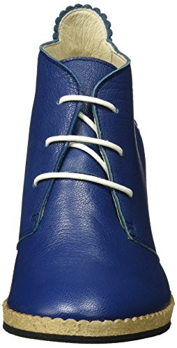 FLYA4|#Fly London Chao006fly, Zapatos de Tacón para Mujer Azul (Blue 001)