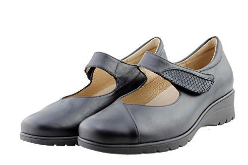 Mujer Mary Cómodo Piesanto jane 175953 Negro Zapato qW54RTwxT