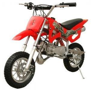 Coolster-QG-50-49cc-Dirt-Bike