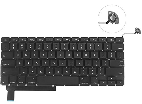 w Laptop Keyboard Replacement For MacBook Pro Unibody 15