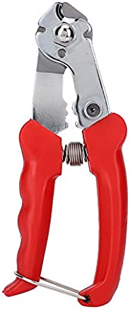 Bicycle Cable Cutter, Multi-Functional Stainless Steel Wire Cutter Drawing Pliers Nipper Brake Cable Pulling R