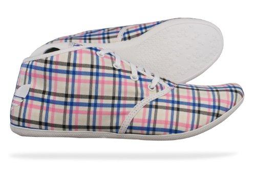 Adidas - Stan casual zapatilla/zapato para mujer con cordones Blanco