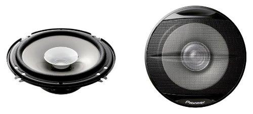 Pioneer TS-G1613R Car 6-1/2 inch (16 cm) 160 Watt Dual Cone Speakers with Grille