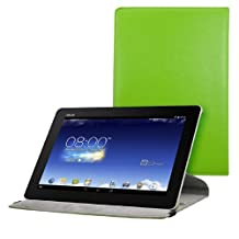 kwmobile Case 360° for Asus Memo Pad FHD 10 Case with stand - protective tablet cover with standing function in green
