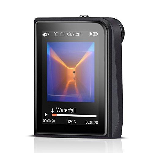 AGPTEK H50 HIFI Lossless MP3 Player, High Resolution Digital