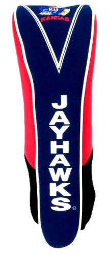 (College Licensed Golf Headcover - Kansas - 1 Pack )