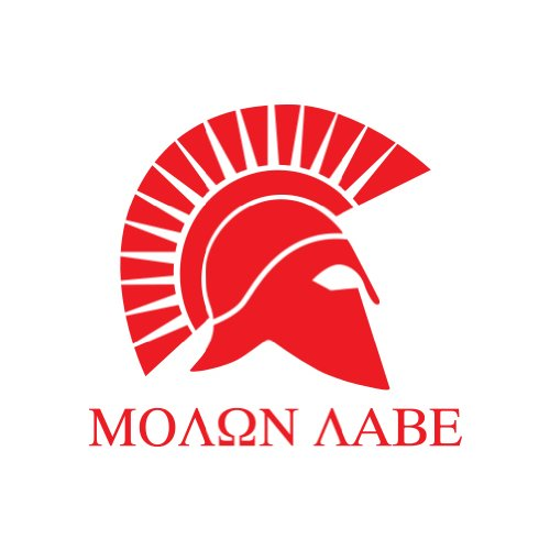 2x-Molon-Labe-Come-and-Take-Them-Red-Sticker-Decal-3-Die-Cut