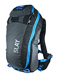 MHM Slay Backpack, 22 L, Midnight Black