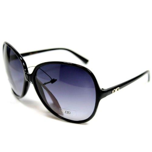 DG Eyewear Designer Vintage Oversized Women's Sunglasses / Celebrity Shades