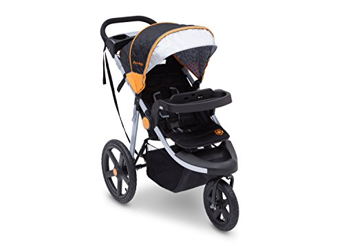 Adventure All-Terrain Jogging Stroller ()
