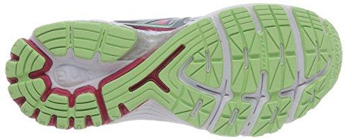 Brooks 120182 D157 Ravenna 6 Scarpe Sportive Donna White raspberry paradise Green