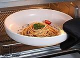 Zoneyila Porcelain Pasta Bowls, 38 Ounces Serving