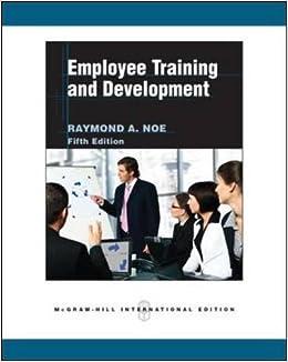 Employee Training And Development Book