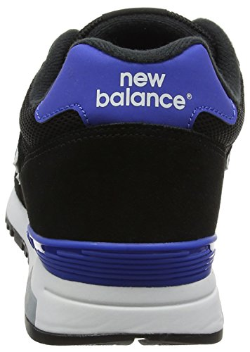 Sneakers Homme Multicolore Balance Blue New Black Basses Ml565kbw qvxfwOB