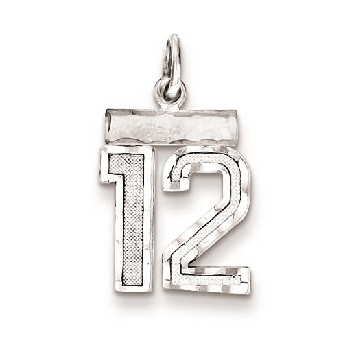 number 12 pendant - 4
