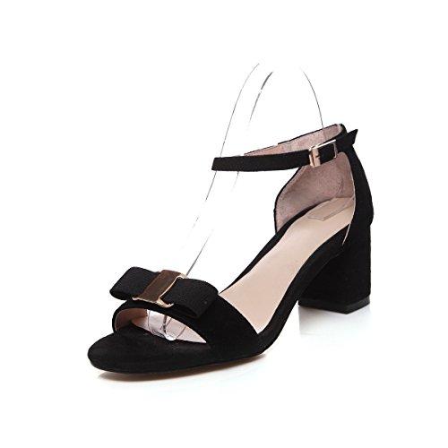 de las forma dedos botones velcro sandalias sandalias rough cabezas arco NHGY verano los los de y Cuero trentotto pies de en w4pUxBqE