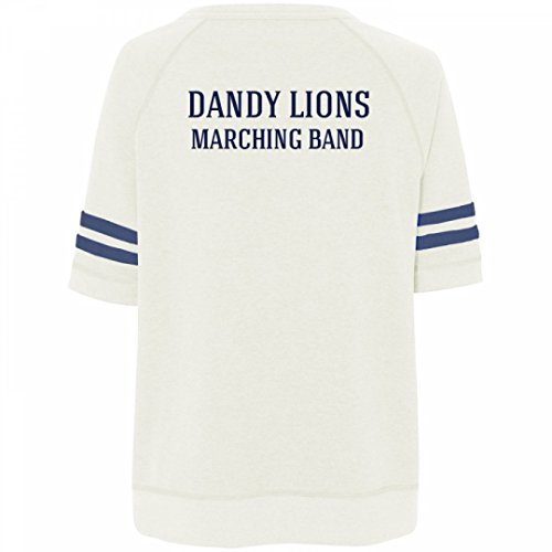 Dandy Lions Marching Band Member:Misses Relaxed Fit Vintage Sweatshirt