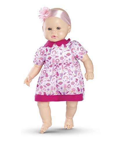 Minha Vida - Xixi Omg Kids Brinquedos Sem Cabelo