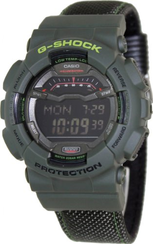 G-Shock G-Lide Winter Watch – Green