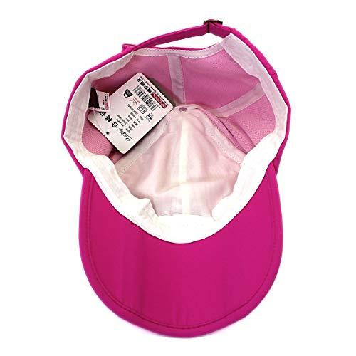 QingFang Foldable Baseball Cap Summer Running Cap for Men and Women Gift Hat Storage Bag