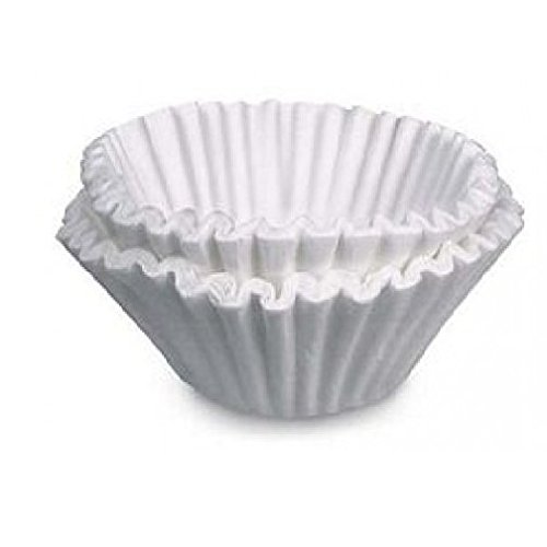 Fetco F001 Coffee Filters 15 in. X 5 1/2 in. Basket Funnel 2 x F00100000-1000 Count