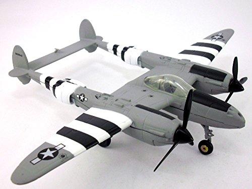 Lockheed P-38 Lightning 1/60 Scale Diecast Metal Model