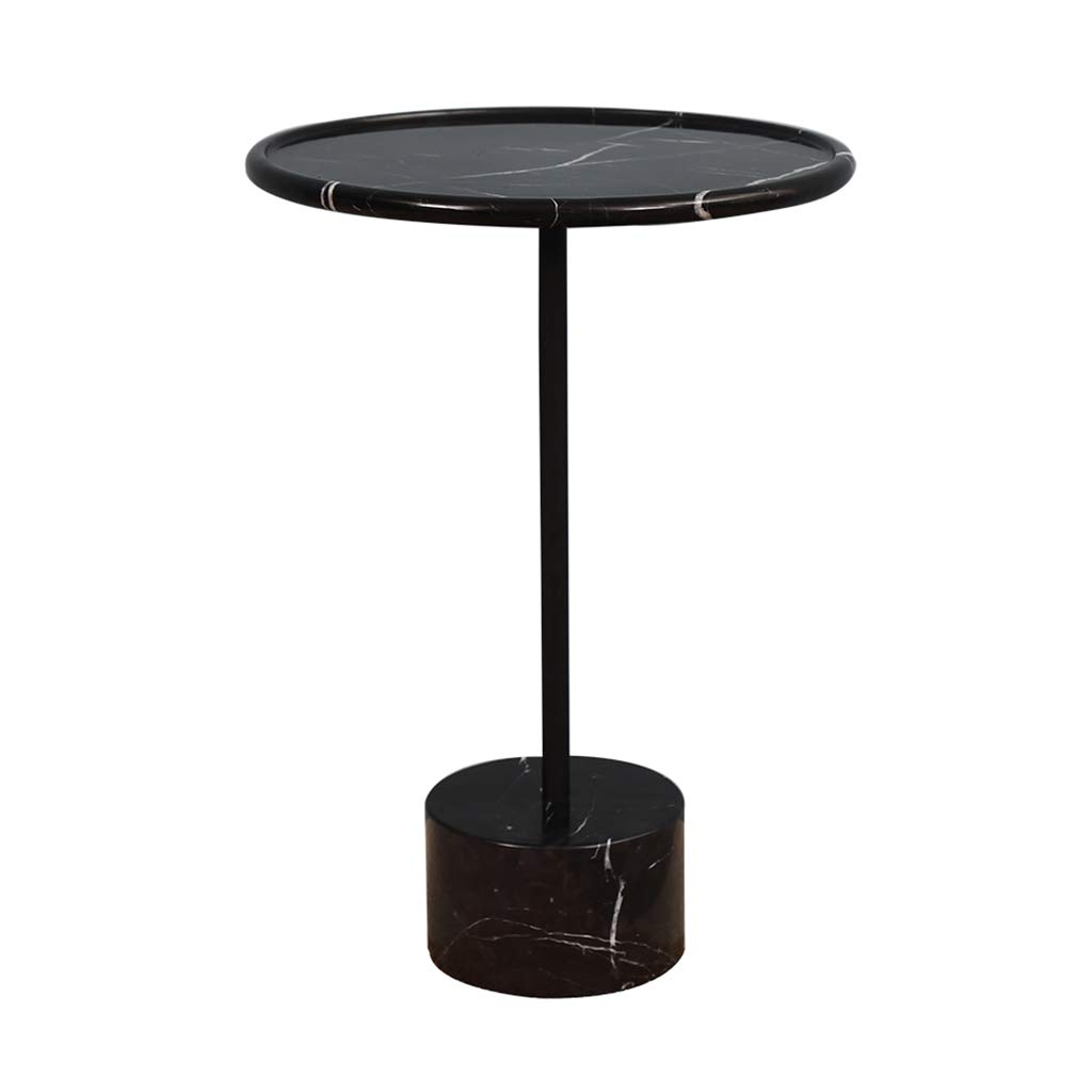 Coffee Tables Telephone Tables Telephone Table Bed Table Modern Minimalist Metal Round Side Nordic Marble Living Room Sofa Side Table Corner Small Round Table Bedroom Balcony Side Table Console Table by Coffee Tables