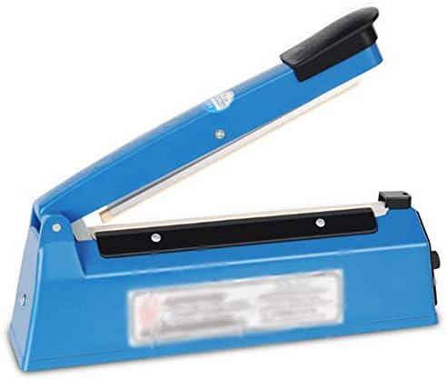 HFJKD食品シーラー手圧インパルスヒートシーラーバッグマシン、電熱線、防湿、新鮮な維持200 mm