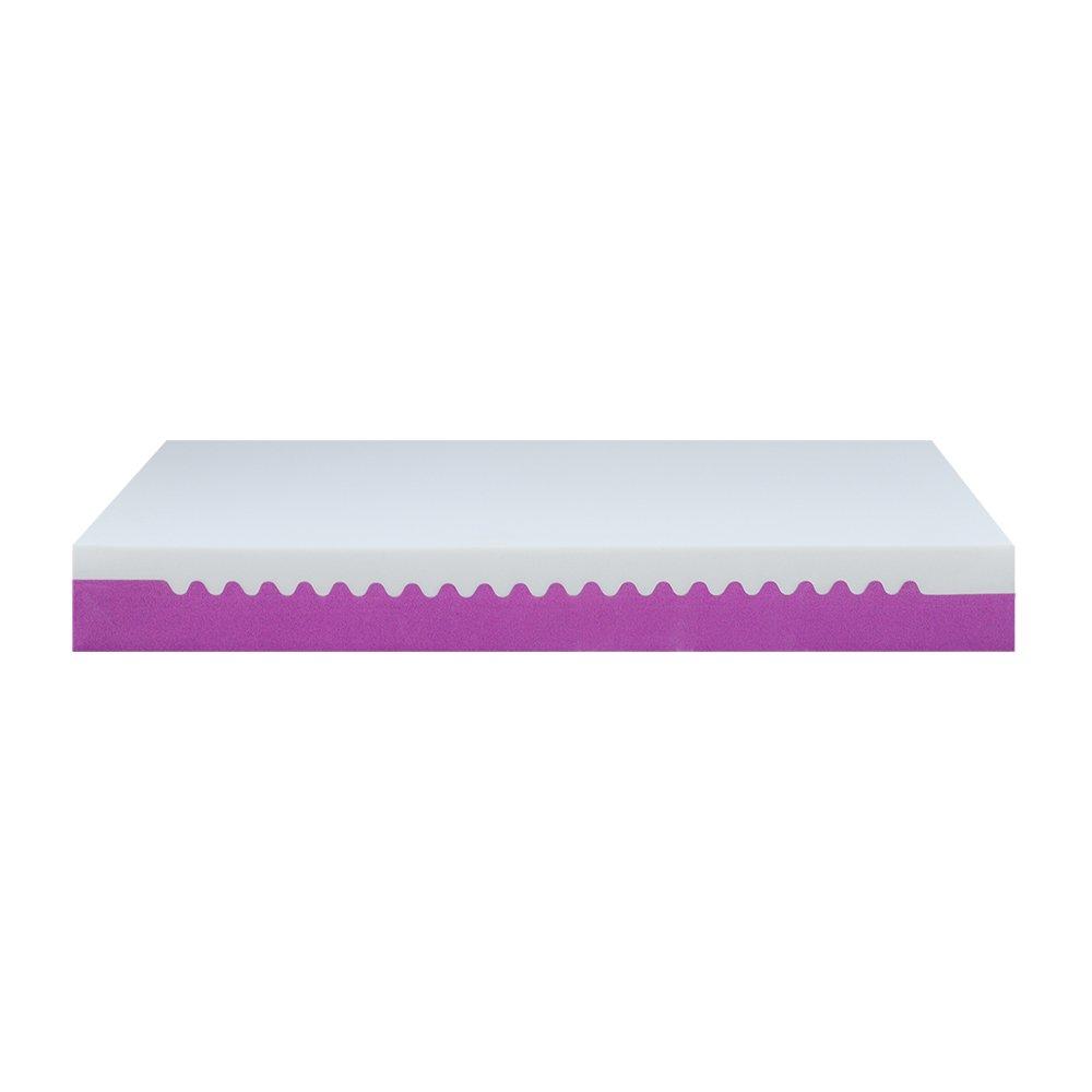 DAGOSTINO HOME BodyCare Matratze – umkehrbar Liegehärten-H3&H4 Liegehärten-H3&H4 Liegehärten-H3&H4  Waschbar, 100x200 cm 7551c2