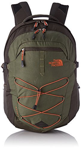 Green Borealis Face Unisex Four New Taupe Backpack North Leaf Outdoor Green The Clover EqYZK4