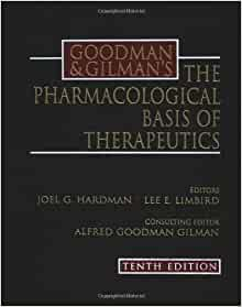 Goodman & Gilman s Pharmacology PDF Free Download Direct Link