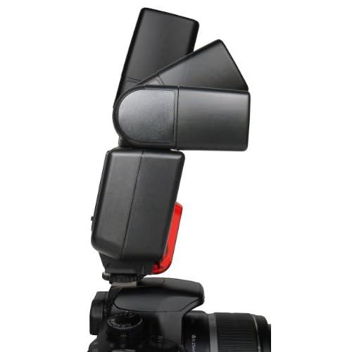 Bower Digital Autofocus Flash for Sony A100/200/230/290/300/330/350/380/390/450/500/560/550/700/850/900 Digital SLR Cameras (SFD35S)