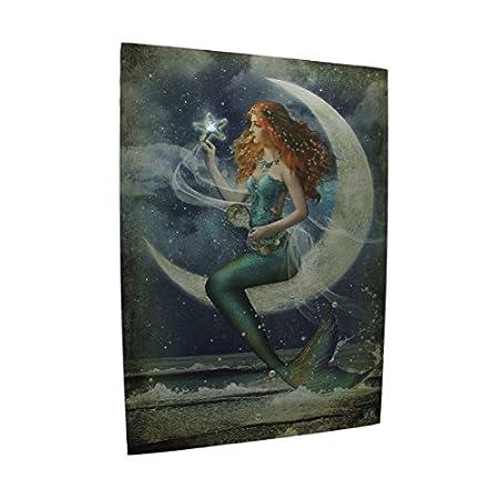 41VW5g6vOjL._SS450_ Mermaid Wall Art and Mermaid Wall Decor